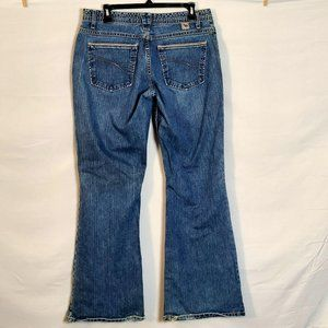 Cruel Vintage 90s Bootcut Flare Jeans 11 Mid 32 M